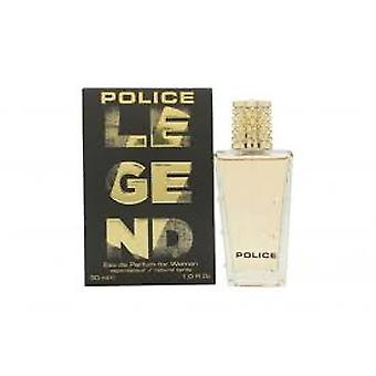 Polizia leggenda per donna Eau de Parfum 30ml EDP Spray