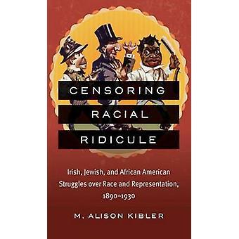 Censur race latterliggørelse - irsk - jødiske- og African American Stru