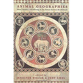 Géographies animales: Place, politique et identité dans les confins de la Nature-culture