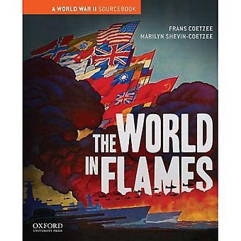 Il mondo in fiamme: un Sourcebook di seconda guerra mondiale