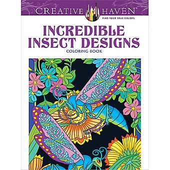 Dover Publications-Creative Haven: Incredible Insect Design