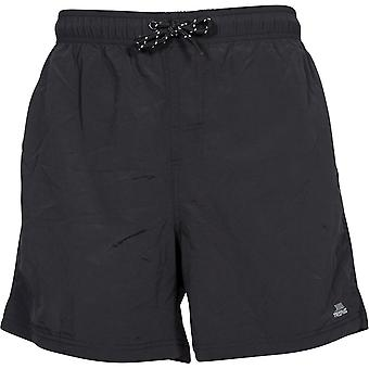 Trespass Mens Luena Mid Length Elasticated Swimming Shorts
