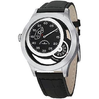 Zeno-watch mens relógio de quartzo de cabine-Digital 6733Q-i1