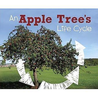 De levenscyclus van een appelboom (Pebble Plus: Ontdek levenscyclus)