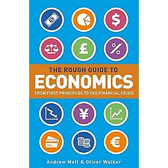 The Rough Guide to Economics - 9781409363972 Book