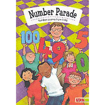 Number Parade - Number Poems from 0-100 by Jackie Kay - Nichols - Grac