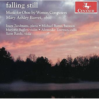 Falling Still: Music for Oboe by Women Composers - Falling Still: Music for Oboe by Women Composers [CD] USA import