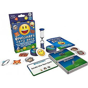 Emojinary Family Card Game