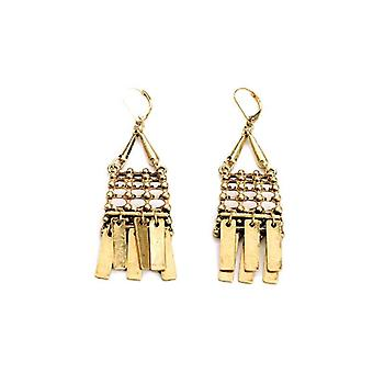 Bohemian Tribal Byzantine Cleopatra's Best Dangle Drop Earrings