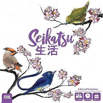 Seikatsu Board Game