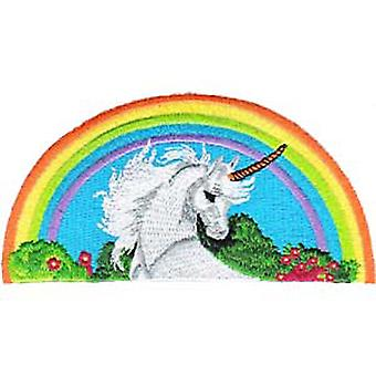 Patch - Animals - Rainbow Iron On Gifts New Licensed p-4133