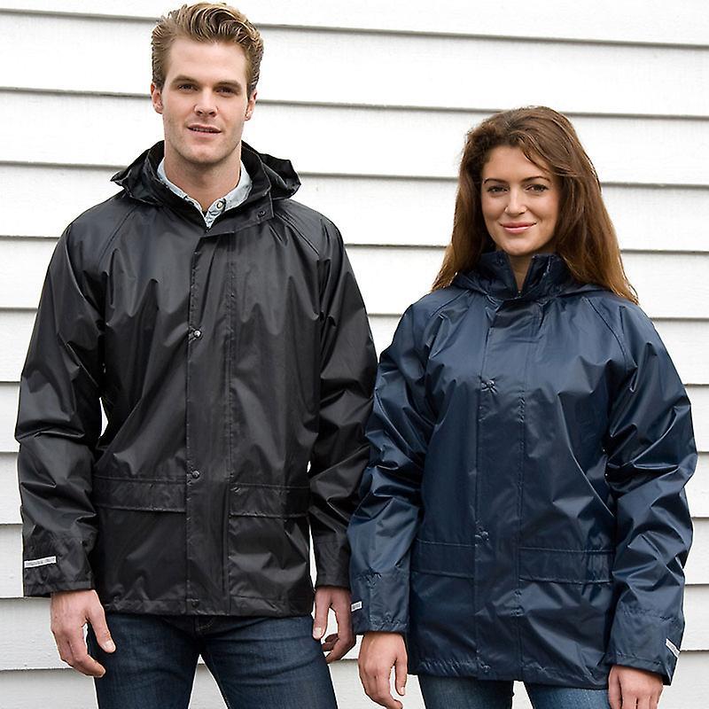 York e Lancaster Regiment veterano-licenciado British Army jaqueta de chuva impermeável bordado