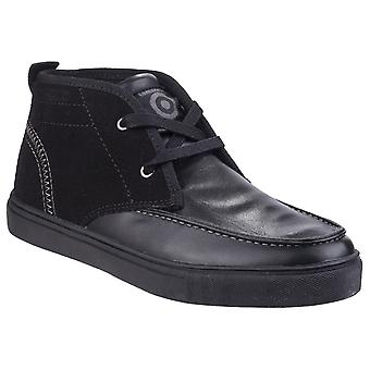 Lambretta Kids Chukka Lace Ankle Boot Black