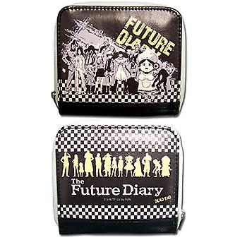 Wallet - Future Diary - New Diary Holders Anime Licensed ge61897