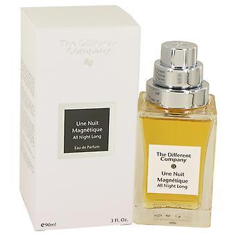 The Different Company Une Nuit Magnetique Eau de Parfum 100ml EDP Spray