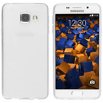 Samsung Galaxy A3 2017 Hoesje Transparant - CoolSkin3T