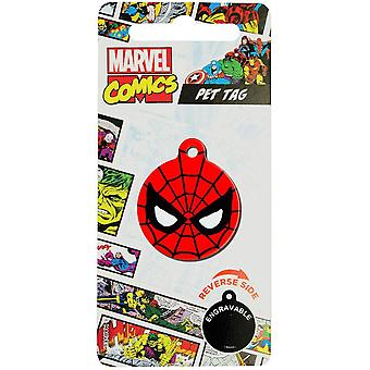 DC Comics Spider-Man Pet Tag