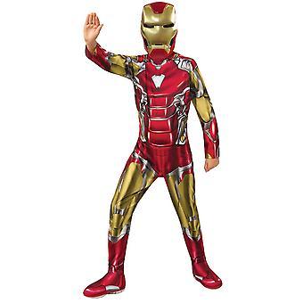 Kinderen Iron Man kostuum-Avengers: Endgame