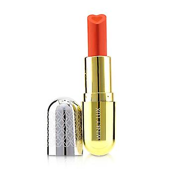 Winky Lux Steal My Heart Lipstick - # Call Me (red-orange) - 3.2g/0.11oz