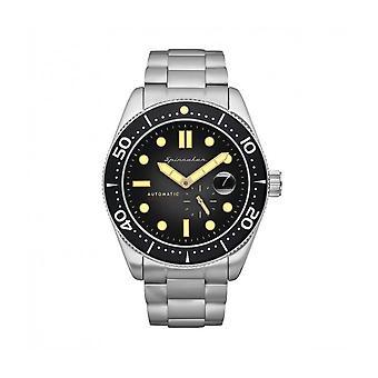 Spinnaker - Reloj de pulsera - Hombres - Croft acier - SP-5058-22