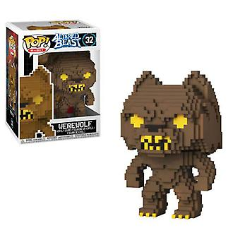 Altered Beast Werewolf 8-bit Pop! Vinyl