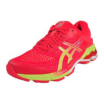 Asics Gel-Kayano 26 New 2019 Laser Pink / Sour Yellow