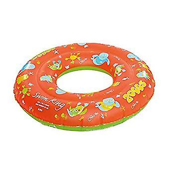 Zoggs ユニセックス子 Zoggy 泳ぐリングを膨らませる水泳リング多色 2-3 年