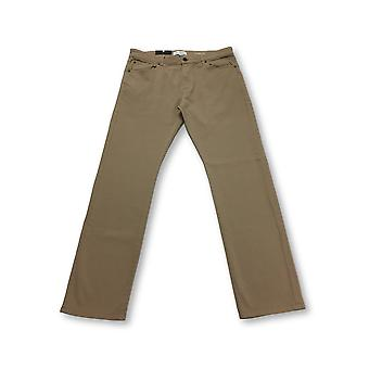 DL1961 Avery Terra straight jeans in sand cotton