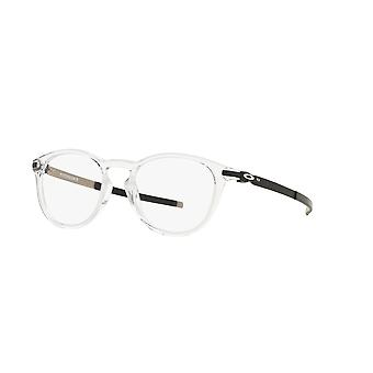 Oakley Pitchman R OX8105 04 Clear Glasses