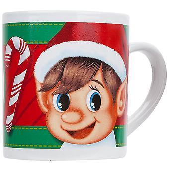 Christmas Shop Elf Mug (Pack de 2)
