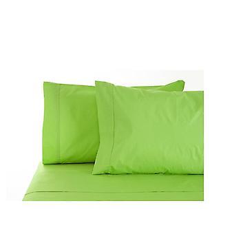 Jenny Mclean La Via Sheet Set Cotton Queen 400Tc Lime Green