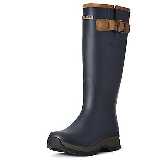 Ariat Burford Womens Wellington Boot - Navy Blue