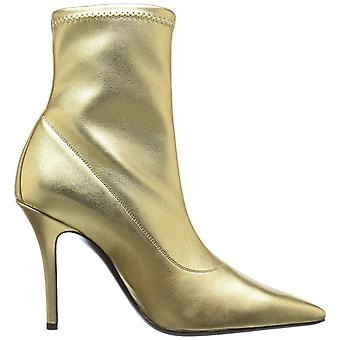 GIUSEPPE ZANOTTI Women's I870030 Ankle Boot, oro 9 B US