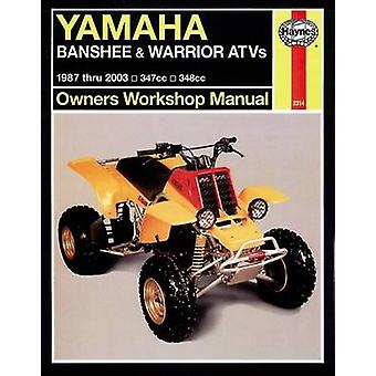 Yamaha Banshee - Warrior & Raptor 350 ATVs - 1987 to 2010 by Anon - 97