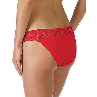 Mey 79802-410 Women's Amorous Rubin Red Mini Brief