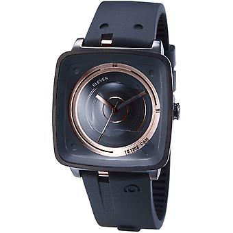 Montre TACS Photographie TS1202B - Montre T-Cam Or rose Homme