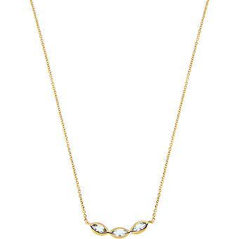 Kira Dor necklace - Topaz