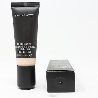 Mac Pro Longwear Waterproof Foundation NW13 0.84oz/25ml New In Box