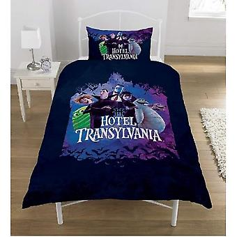 Hotell Transylvania Childrens/Kid Reversible Single Panel Dynesett