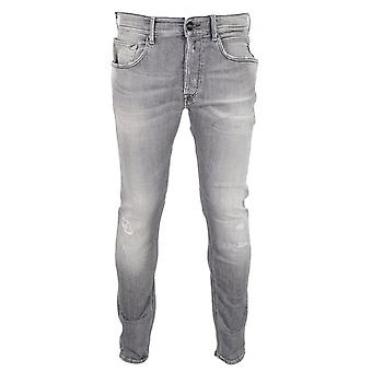 Replay Willbil Grey Wash Slim Fit Jeans