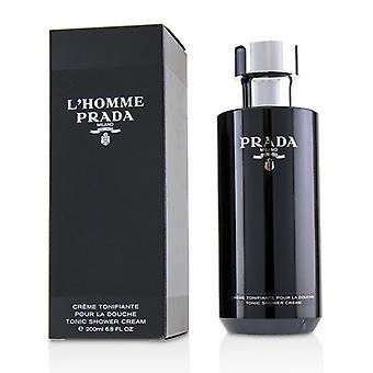 Prada L'Homme Tonic Shower Cream 200ml/6.8oz