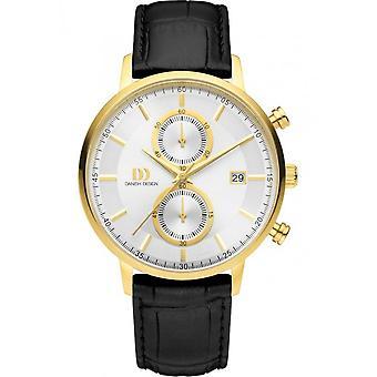Tanskan design miesten watch TIDLØS COLLECTION chronograph IQ11Q1215