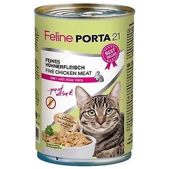 Porta21 Chicken / Aloe Vera - No Grain - (Cats , Cat Food , Wet Food)