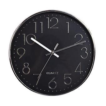 Watch silver/black 30 cm