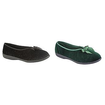 Zedzzz Womens/Ladies Clarabel Slippers