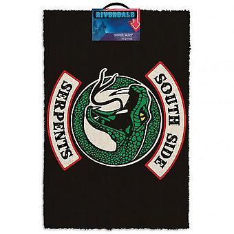 Riverdale South Side Serpents Doormat