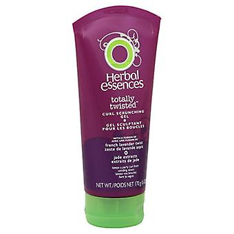 Herbal essences styling gel, totally twisted, 6 oz