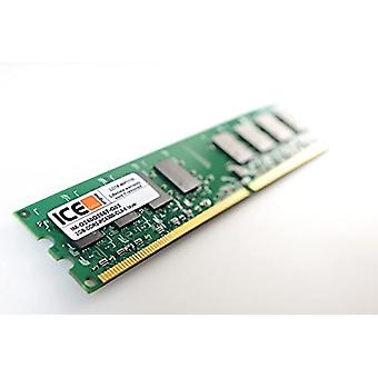 ICEmemory - Memory 2 GB I DDR3-1600 PC3-12800 DIMM The Tested And Selected Modules I Compatible With Many PC Brands I Product Certified -2GB