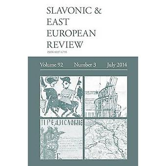 Slavonic  East European Review 92 3 July 2014 by Rady & Martyn & Dr