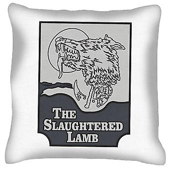 American Werewolf In London The Slaughtered Lamb Cushion